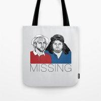 Missing Tote Bag