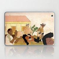 Plenazo Con Marimbola Laptop & iPad Skin