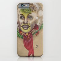 WE COME IN PEACE iPhone 6 Slim Case