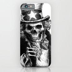 Uncle Sam iPhone 6s Slim Case