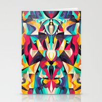 Melting Point Stationery Cards