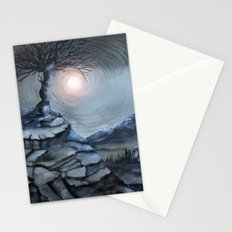 Track 31: The lone tree Stationery Cards