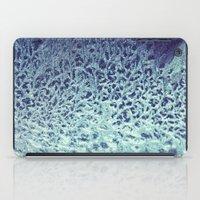 Frosty Blues iPad Case