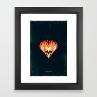 CUPID 048 Framed Art Print
