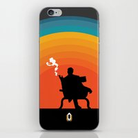 The illusive man iPhone & iPod Skin