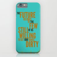The Future Belongs to You iPhone 6 Slim Case