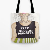 Fashion Illustration - P… Tote Bag