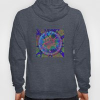 Connections Of Cells  Hoody