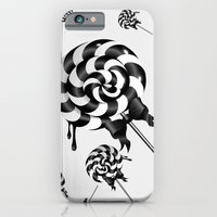 iPhone & iPod Case featuring Goth Lollies by All Is One