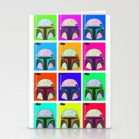 Boba-Hol Stationery Cards