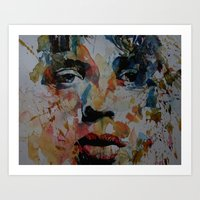 I Know It's Only Rock N … Art Print