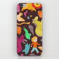 Jumping iPhone & iPod Skin