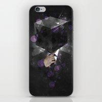 Cube Head iPhone & iPod Skin