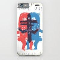 iPhone & iPod Case featuring Zeter & Mordio by Anne Wenkel // Illustration & Fine Art