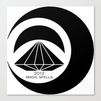 Magic Spells Canvas Print