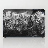 frost crystals iPad Case