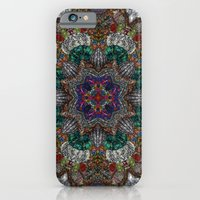 Hallucination Mandala 4 iPhone 6 Slim Case