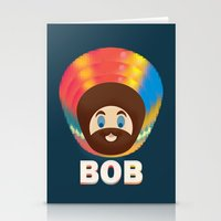 Bob is Magic Stationery Cards