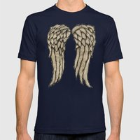Daryl Dixon Team. ‹(-- Mens Fitted Tee Navy SMALL