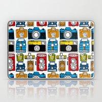 Camera Collection Laptop & iPad Skin