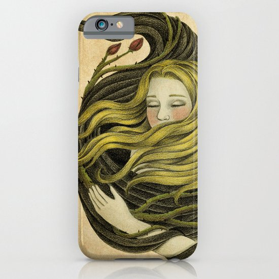 An Embrace iPhone & iPod Case