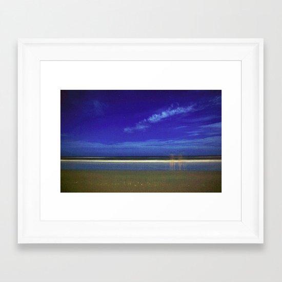 Barnacles Framed Art Print