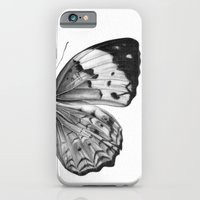 butterfly iPhone & iPod Cases featuring Butterfly by HermesGC