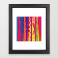 Fiesta Time  Framed Art Print