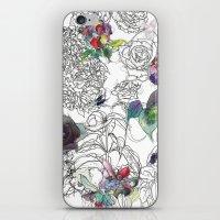 English Garden iPhone & iPod Skin