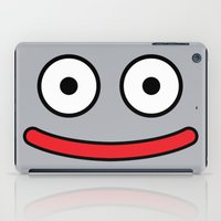 Dragon Quest's Metal Slime iPad Case