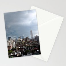 Taking The City By Storm Stationery Cards