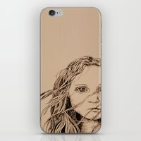 The Colour of Despair  iPhone & iPod Skin