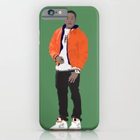iPhone & iPod Case featuring GUSTAVO FRING MODERN OUTFIT -  BREAKING BAD by Lucho Margolin