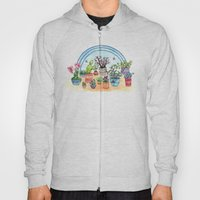 Household Plants Hoody