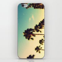 California Dreamin' iPhone & iPod Skin