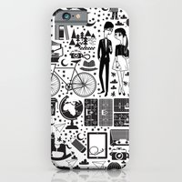 LIKES PATTERNS iPhone 6 Slim Case