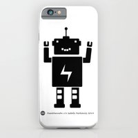 iPhone & iPod Case featuring ROBOT Number One by Maedchenwahn
