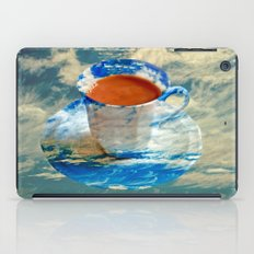 CUP OF CLOUDS iPad Case