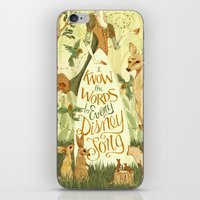 A Personal Statement iPhone & iPod Skin