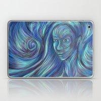 frozen fire Laptop & iPad Skin
