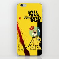 Kill Spongebob iPhone & iPod Skin