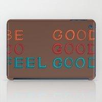 Feel Good iPad Case