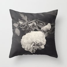 A Rose is a rose.... Throw Pillow