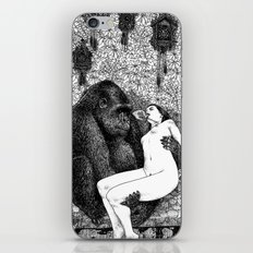 asc 686 - La pitié (Time is out of joint) iPhone & iPod Skin