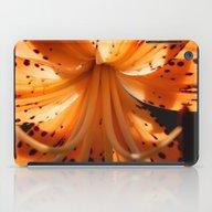 Sunlit Lily iPad Case
