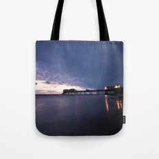 Before the Sun Tote Bag