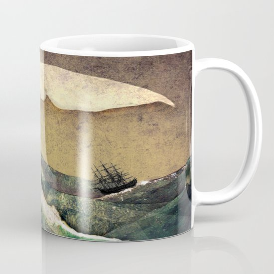Moby Dick Mug