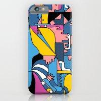 Study no. 4 iPhone 6 Slim Case