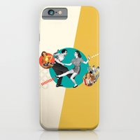 iPhone & iPod Case featuring Tempi moderni / Modern times by Happyleptic