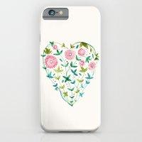 Garden Heart iPhone 6 Slim Case